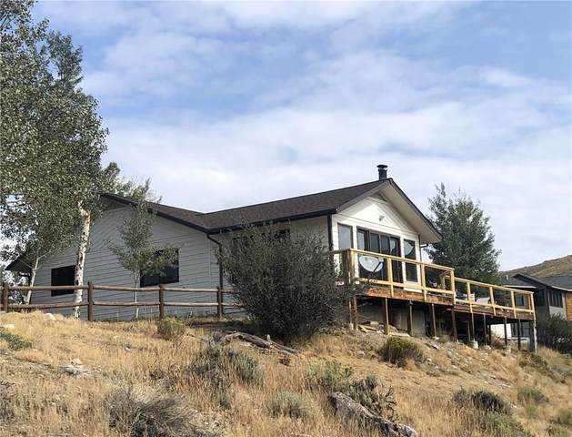 513 Gcr 100, Kremmling, CO 80459 (MLS #S1022432) :: Dwell Summit Real Estate