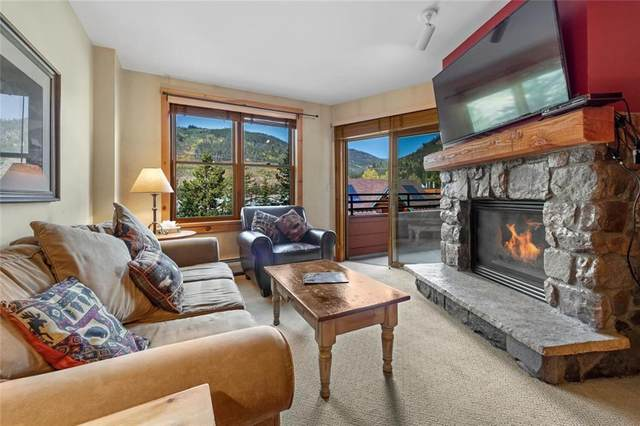 100 Dercum Square #8326, Keystone, CO 80435 (MLS #S1022437) :: Colorado Real Estate Summit County, LLC