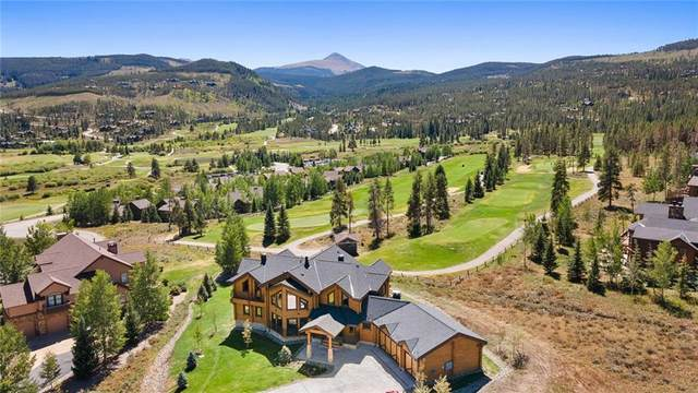 2446 Highlands Drive, Breckenridge, CO 80424 (MLS #S1022440) :: Colorado Real Estate Summit County, LLC