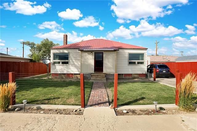 109 Eagle, Kremmling, CO 80459 (MLS #S1022452) :: Dwell Summit Real Estate