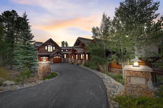 350 Timber Trail Road, Breckenridge, CO 80424 (MLS #S1022468) :: Dwell Summit Real Estate
