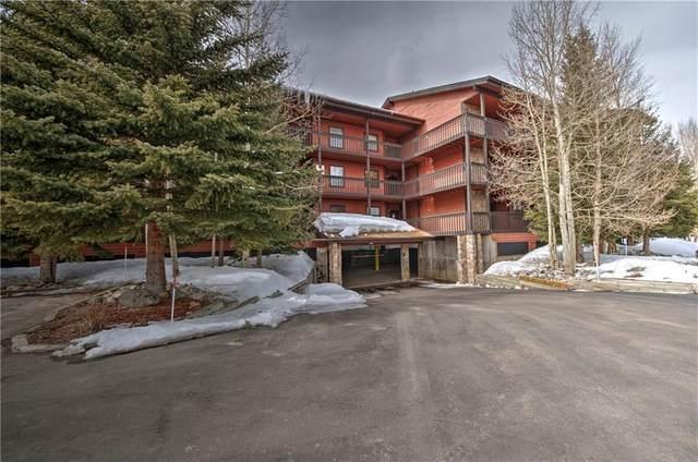 520 Bills Ranch Road #113, Frisco, CO 80443 (MLS #S1022481) :: eXp Realty LLC - Resort eXperts