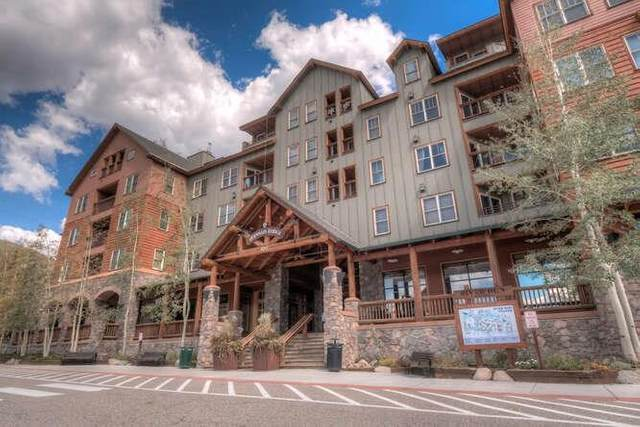 100 Dercum Square #8352, Keystone, CO 80435 (MLS #S1022483) :: Colorado Real Estate Summit County, LLC