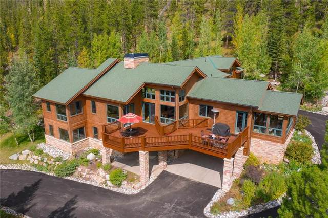 52 Rounds Road, Breckenridge, CO 80424 (MLS #S1022492) :: Dwell Summit Real Estate