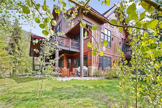 45 Trappers Crossing Trail #8750, Keystone, CO 80435 (MLS #S1022493) :: eXp Realty LLC - Resort eXperts