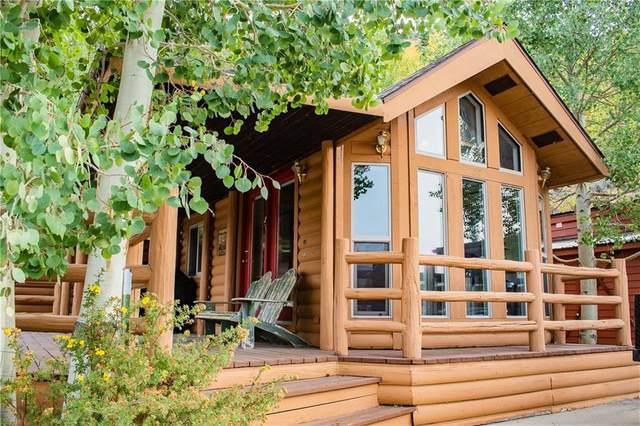 85 Revett Drive #157, Breckenridge, CO 80424 (MLS #S1022500) :: Dwell Summit Real Estate