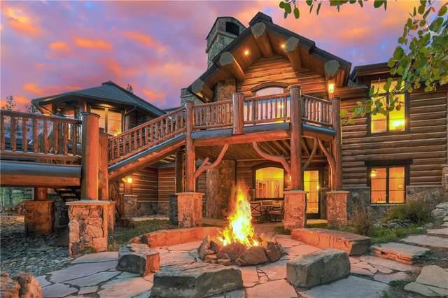 56 Wild Cat Road, Breckenridge, CO 80424 (MLS #S1022520) :: Dwell Summit Real Estate