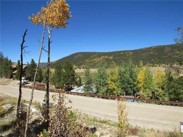 48 Spruce Street, Alma, CO 80420 (MLS #S1022523) :: Dwell Summit Real Estate