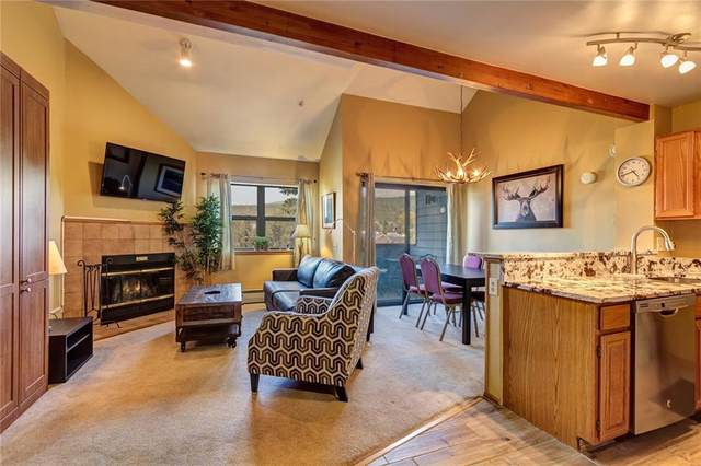 100 S Park Avenue # E 211 #211, Breckenridge, CO 80424 (MLS #S1022526) :: Dwell Summit Real Estate