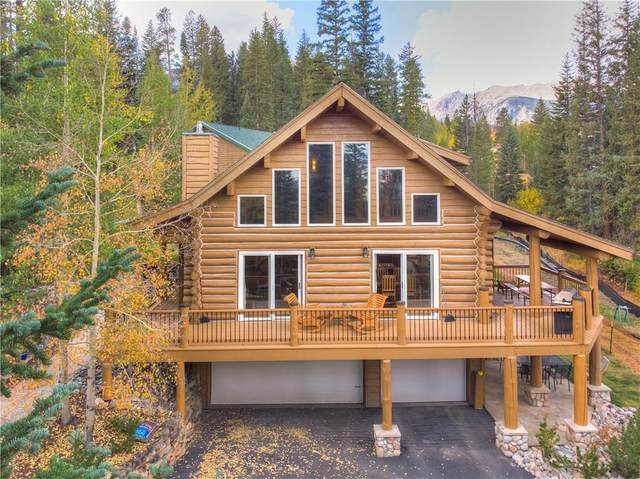 1601 Cutty Sark Court, Silverthorne, CO 80498 (MLS #S1022535) :: Colorado Real Estate Summit County, LLC
