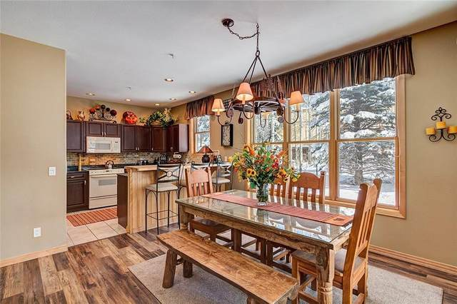 62 Broken Lance Drive 106E, Breckenridge, CO 80424 (MLS #S1022550) :: Dwell Summit Real Estate
