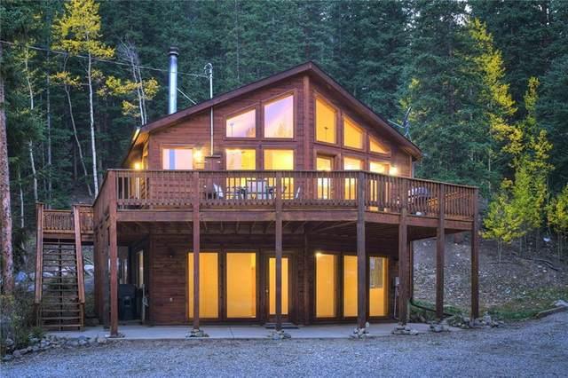 858 Peterson Drive, Alma, CO 80420 (MLS #S1022564) :: Colorado Real Estate Summit County, LLC
