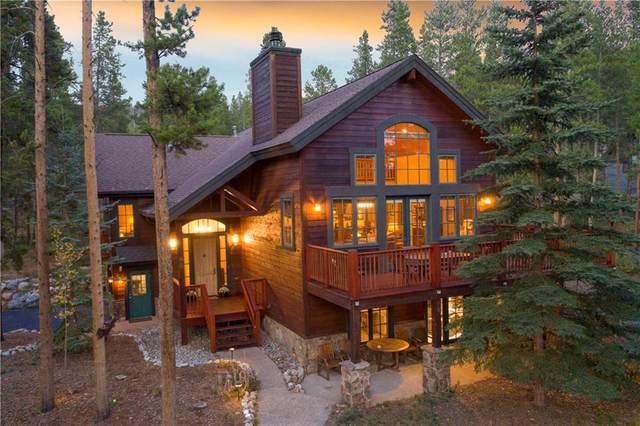48 Forest Circle, Breckenridge, CO 80424 (MLS #S1022566) :: Colorado Real Estate Summit County, LLC