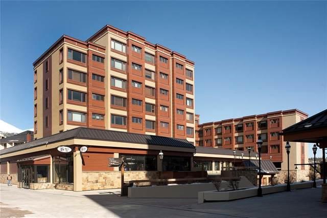645 S Park Avenue #302, Breckenridge, CO 80424 (MLS #S1022568) :: Dwell Summit Real Estate
