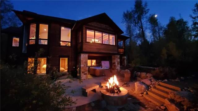 135 Game Trail Road, Silverthorne, CO 80498 (MLS #S1022592) :: Colorado Real Estate Summit County, LLC