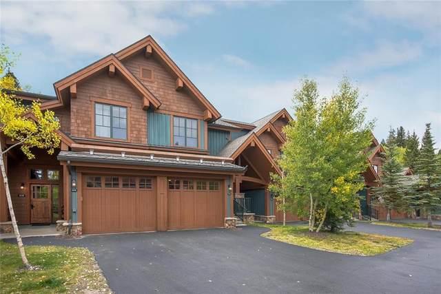 75 Mountain Thunder Drive #605, Breckenridge, CO 80424 (MLS #S1022593) :: Colorado Real Estate Summit County, LLC