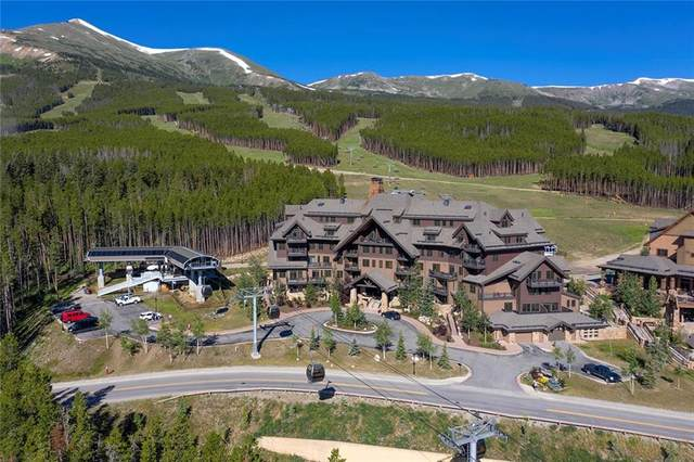 1891 Ski Hill Road #7300, Breckenridge, CO 80424 (MLS #S1022600) :: Dwell Summit Real Estate