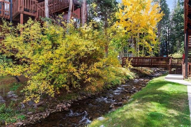 550 Four Oclock Road #25, Breckenridge, CO 80424 (MLS #S1022611) :: Colorado Real Estate Summit County, LLC
