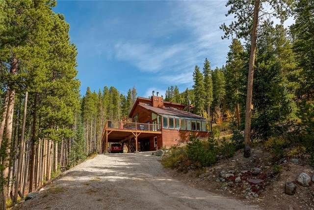 48 Pennsylvania Creek Trail, Blue River, CO 80424 (MLS #S1022617) :: Dwell Summit Real Estate