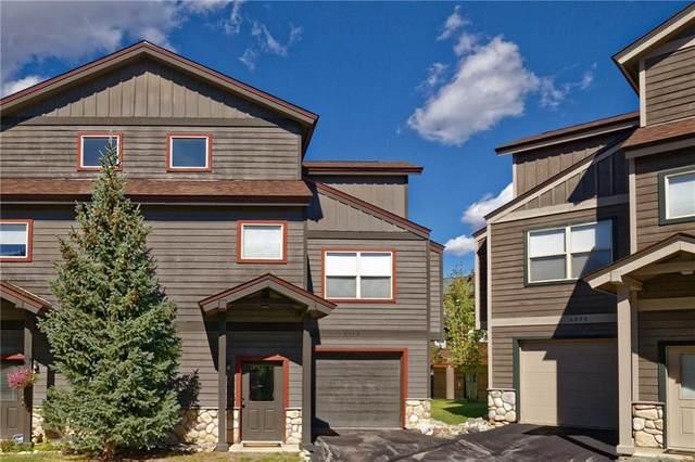 691 Meadow Drive B, Frisco, CO 80443 (MLS #S1022618) :: Colorado Real Estate Summit County, LLC