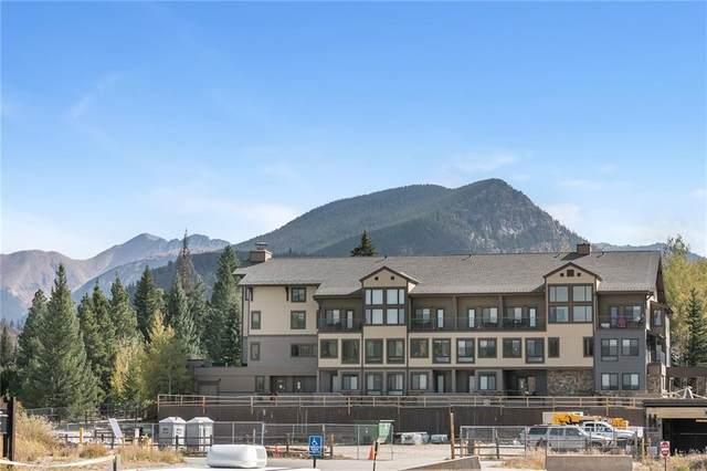 1211 W Keystone Road #2747, Keystone, CO 80435 (MLS #S1022621) :: Colorado Real Estate Summit County, LLC