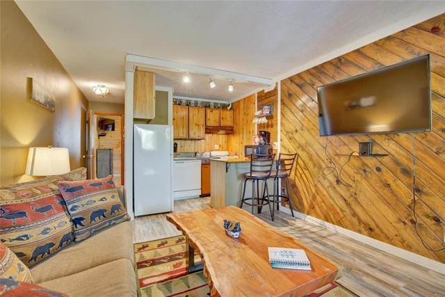 1941 Boreas Pass Road 5B, Breckenridge, CO 80424 (MLS #S1022622) :: Dwell Summit Real Estate