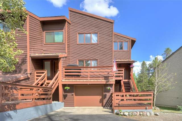 17 Hawn Drive #17, Frisco, CO 80443 (MLS #S1022628) :: Mountain Habitat, LLC