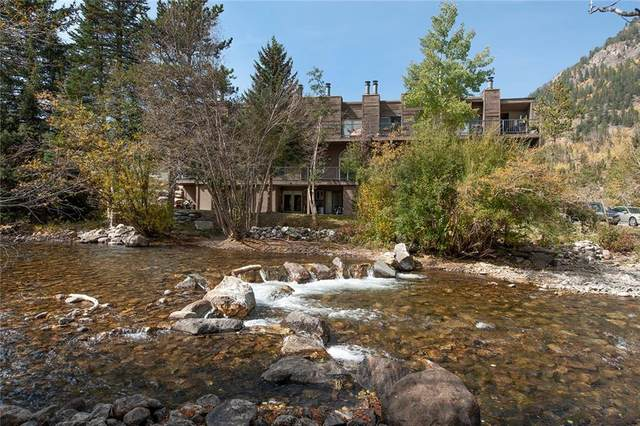 101 Forest Drive M, Frisco, CO 80443 (MLS #S1022637) :: Dwell Summit Real Estate