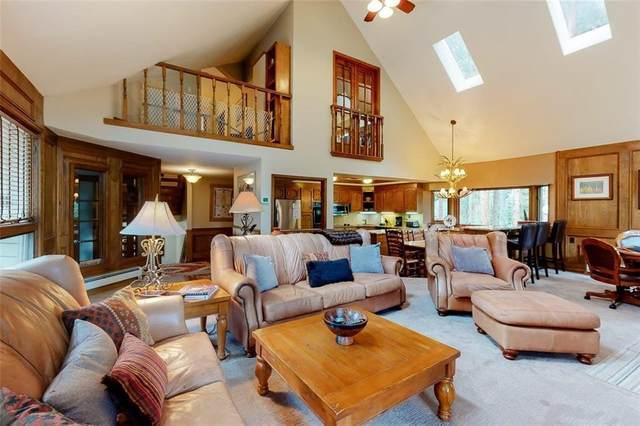 44 Burntwood Lane, Breckenridge, CO 80424 (MLS #S1022648) :: eXp Realty LLC - Resort eXperts