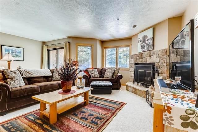305 S Park Avenue #106, Breckenridge, CO 80424 (MLS #S1022651) :: eXp Realty LLC - Resort eXperts