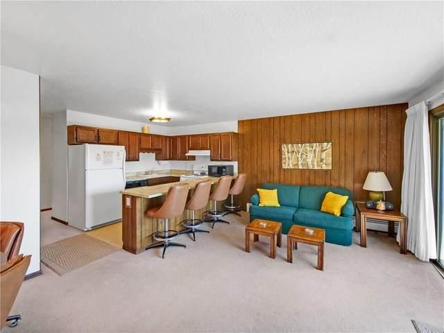 993 Straight Creek Drive #305, Dillon, CO 80435 (MLS #S1022668) :: Colorado Real Estate Summit County, LLC