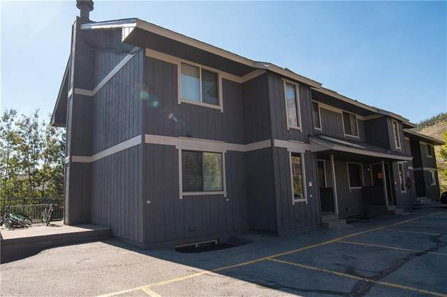 933 Straight Creek Drive #202, Dillon, CO 80435 (MLS #S1022704) :: Colorado Real Estate Summit County, LLC