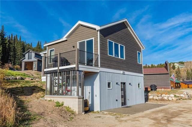 255 Flannigan Circle, Alma, CO 80420 (MLS #S1022715) :: eXp Realty LLC - Resort eXperts