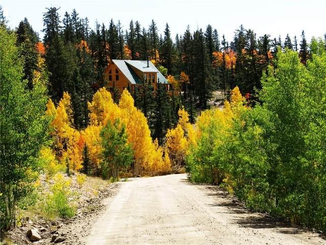 268 Chippewa Road, Como, CO 80432 (MLS #S1022720) :: Colorado Real Estate Summit County, LLC