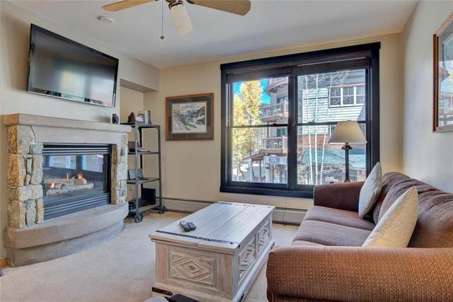 129 River Run Road #8038, Keystone, CO 80435 (MLS #S1022741) :: Colorado Real Estate Summit County, LLC