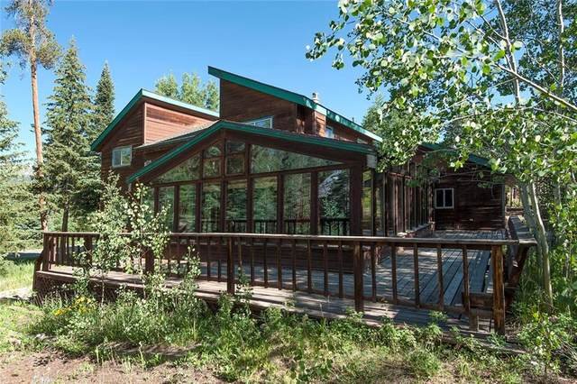 114 N Gold Flake Terrace, Breckenridge, CO 80424 (MLS #S1022749) :: Dwell Summit Real Estate