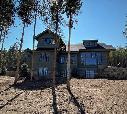 663 Discovery Hill Drive, Breckenridge, CO 80424 (MLS #S1022750) :: Colorado Real Estate Summit County, LLC