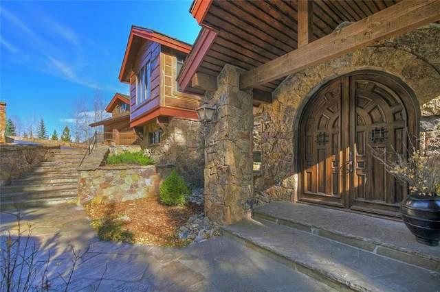 1065 Four O'clock Road, Breckenridge, CO 80424 (MLS #S1022759) :: eXp Realty LLC - Resort eXperts