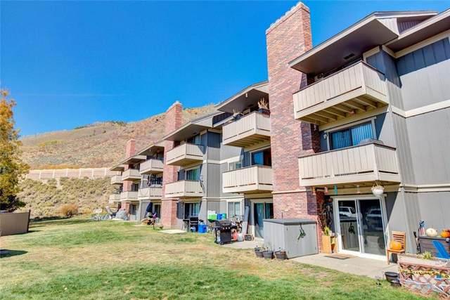 1163 Straight Creek Drive #301, Dillon, CO 80435 (MLS #S1022763) :: Colorado Real Estate Summit County, LLC