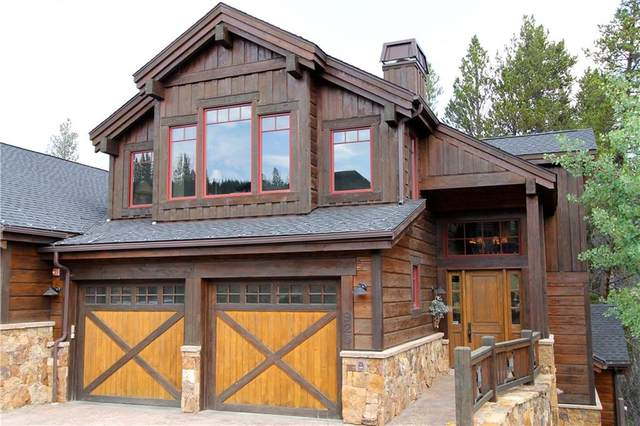 925 Beeler Place, Copper Mountain, CO 80443 (MLS #S1022770) :: Colorado Real Estate Summit County, LLC