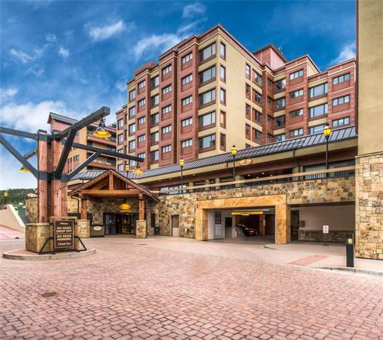 535 S Park Avenue #310, Breckenridge, CO 80424 (MLS #S1022772) :: Dwell Summit Real Estate