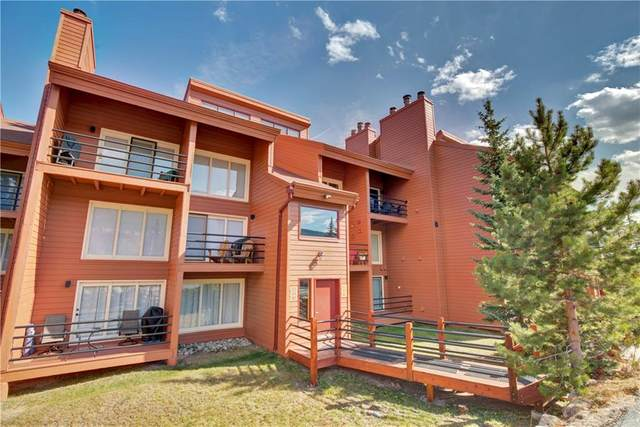 91100 Ryan Gulch Road #123, Silverthorne, CO 80498 (MLS #S1022804) :: Colorado Real Estate Summit County, LLC