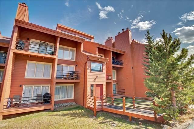 91100 Ryan Gulch Road #123, Silverthorne, CO 80498 (MLS #S1022805) :: Colorado Real Estate Summit County, LLC