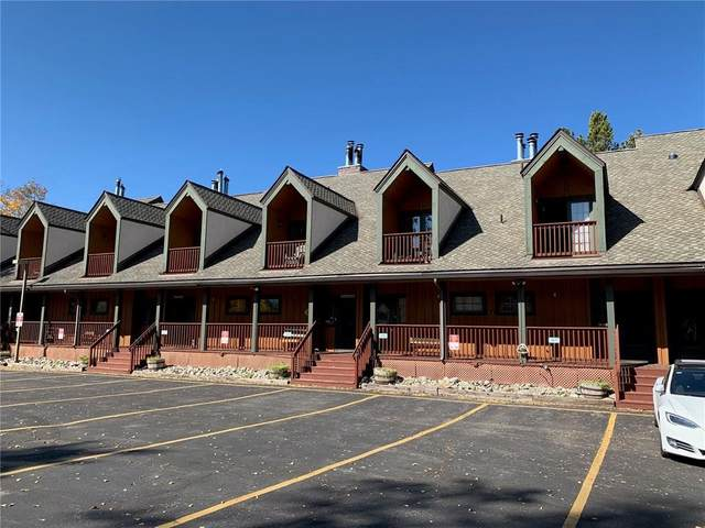 27 Tally Ho Court #107, Dillon, CO 80435 (MLS #S1022814) :: eXp Realty LLC - Resort eXperts