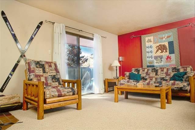 675 Straight Creek Drive #306, Silverthorne, CO 80498 (MLS #S1022833) :: Colorado Real Estate Summit County, LLC