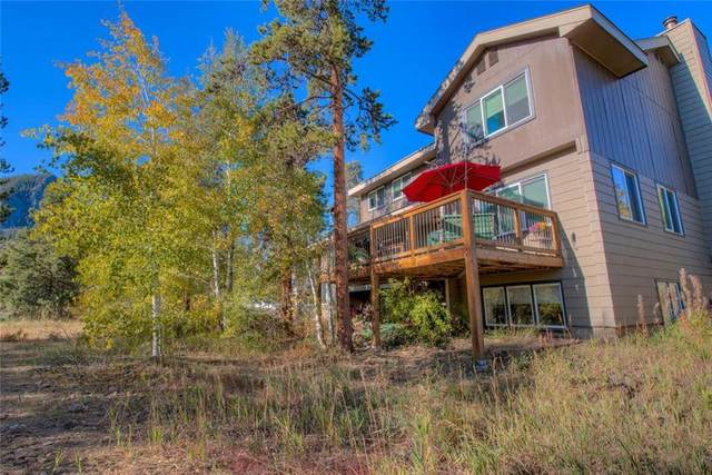 103 Highwood Terrace, Frisco, CO 80443 (MLS #S1022834) :: Colorado Real Estate Summit County, LLC