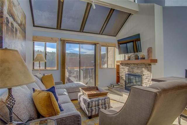 601 Village Road #15010, Breckenridge, CO 80424 (MLS #S1022849) :: eXp Realty LLC - Resort eXperts