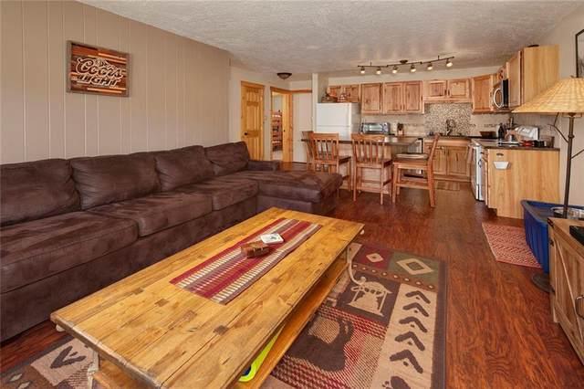 833 Straight Creek Drive #104, Dillon, CO 80435 (MLS #S1022858) :: Colorado Real Estate Summit County, LLC