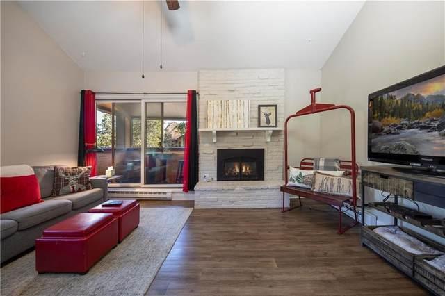 800 Columbine Road #10, Breckenridge, CO 80424 (MLS #S1022867) :: Colorado Real Estate Summit County, LLC