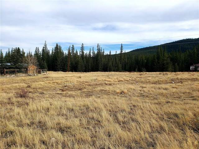 TBD Co Road 12, Alma, CO 80420 (MLS #S1022871) :: Dwell Summit Real Estate